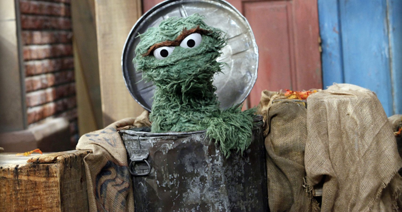 Oscar The Grouch Is Sesame Street S Most Important