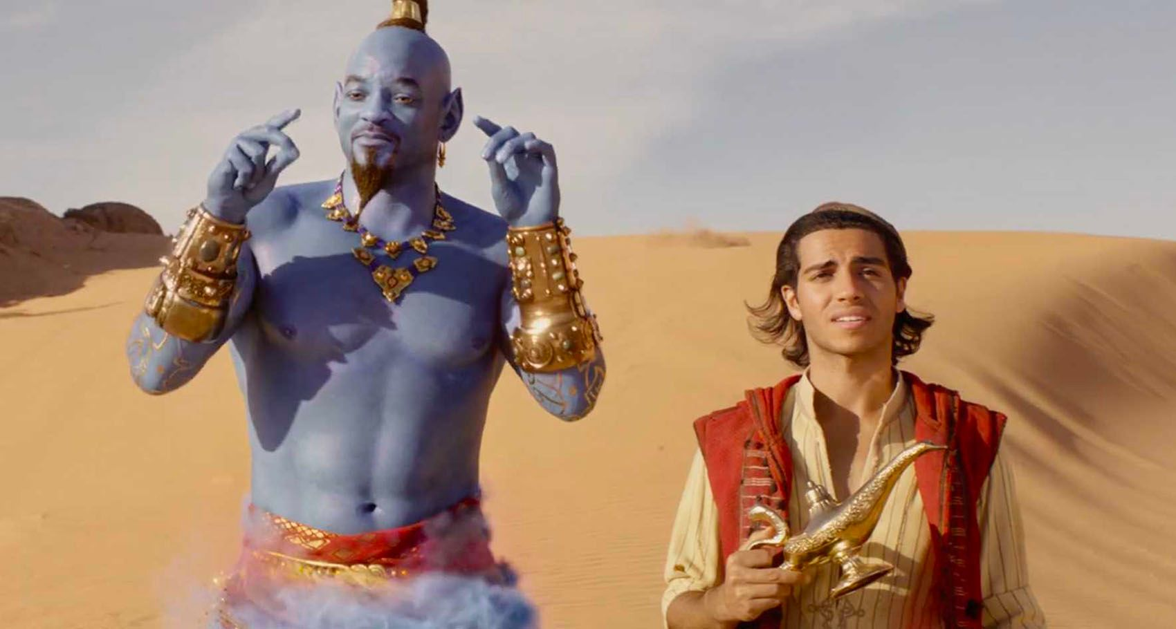 Disney Is Officially Working On An Aladdin 2 With Brand New Plot