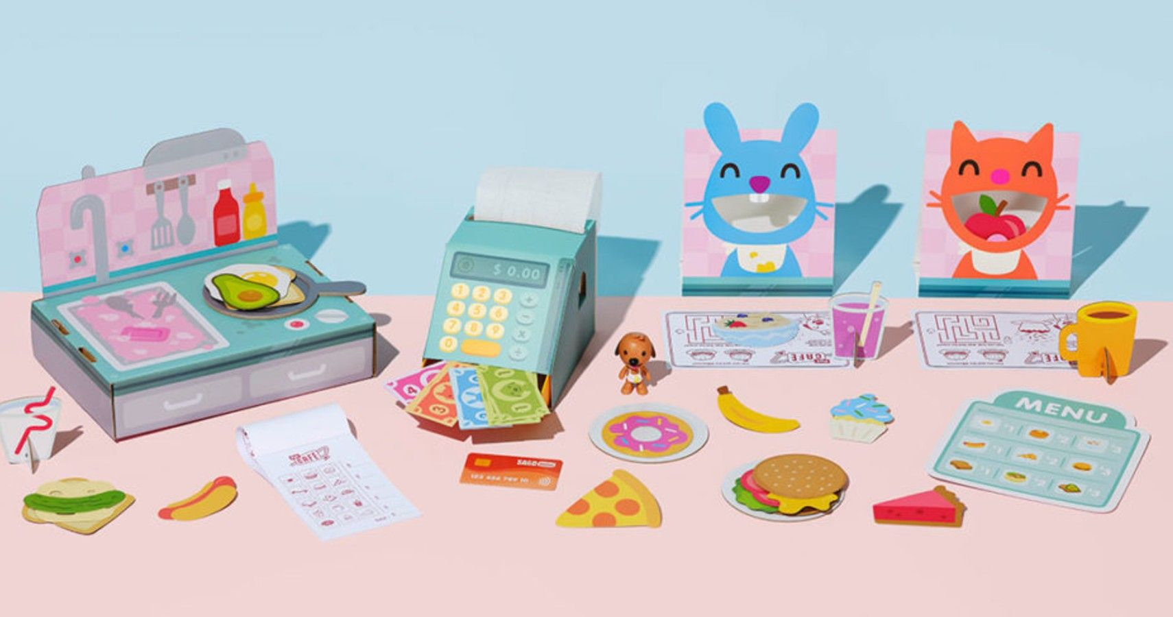Subscription Box Services Just For Kids Moms