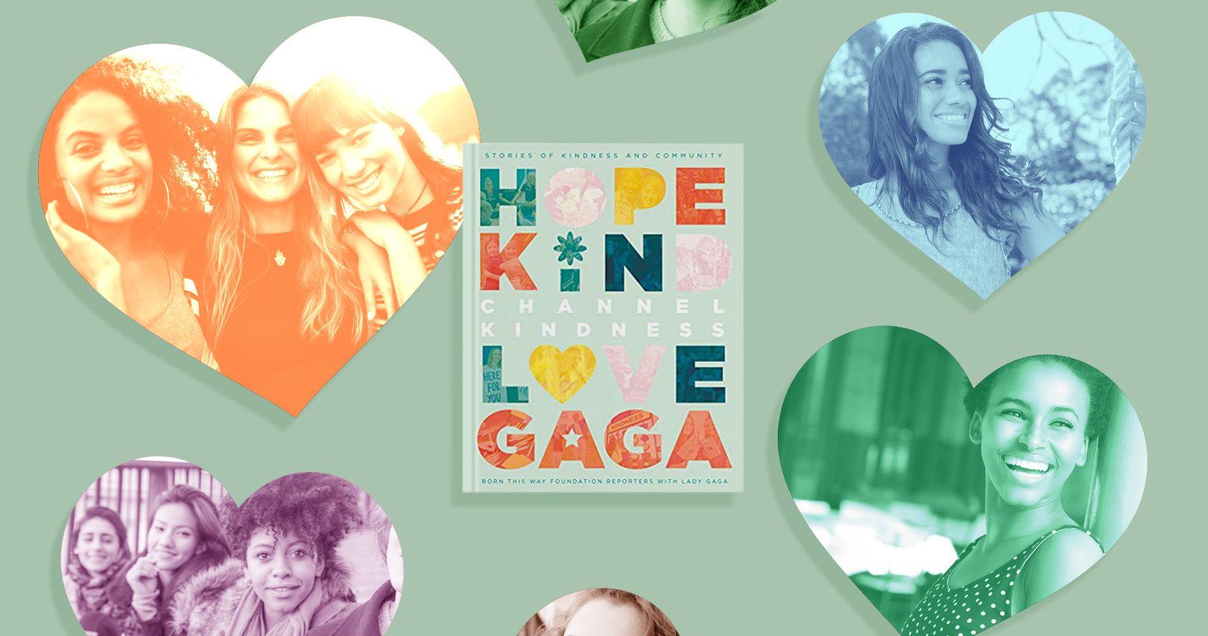 Lady Gaga & Mom Release Book On Kindness | Moms.com