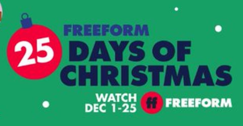 Freeform 25 Days Of Christmas List 2020 Freeform: '25 Days Of Christmas' Schedule | Moms.com
