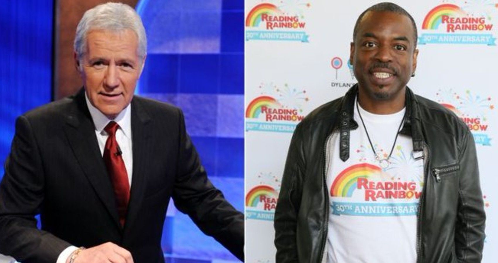 Petition For Reading Rainbow Host To Replace Alex Trebek