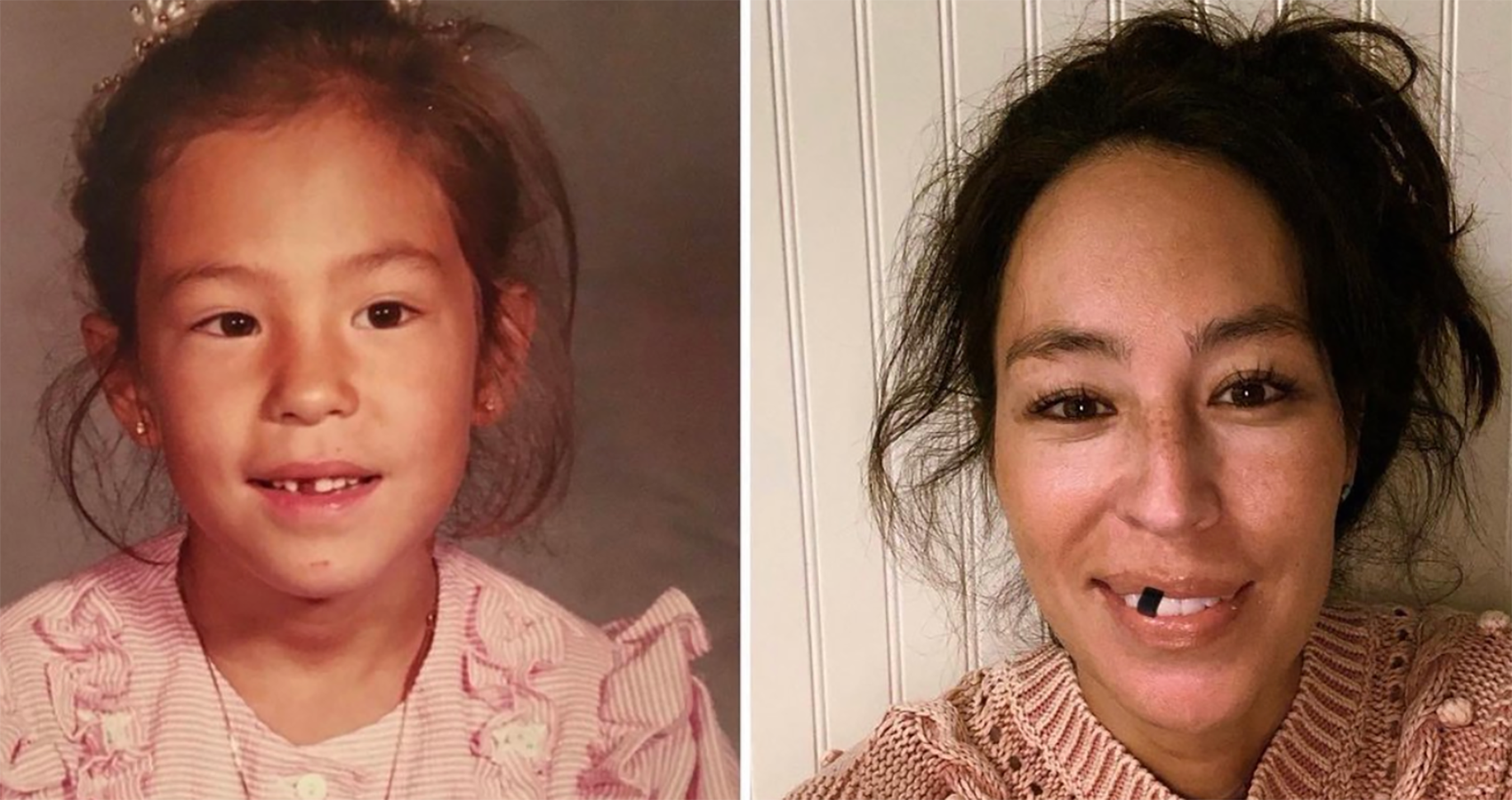 Joanna Gaines' Message To Her Younger Self   Moms.com