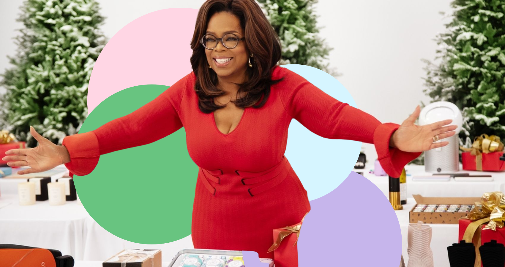 "Oprah Released Her ""Favorite Things"" & These Are Our Faves On Her List"